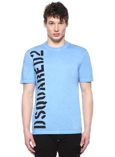 Dsquared2 Tişört Mavi